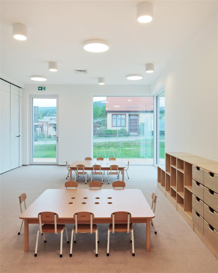 环保生态幼儿园教室设计方案